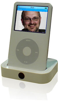 Ron-Wall-Ipod