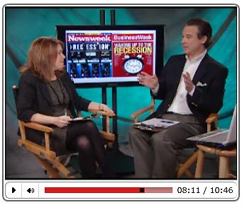 The BBC's Susanna Pollack interviews Josh Gordon