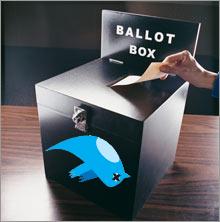 Twitter-ballot-box