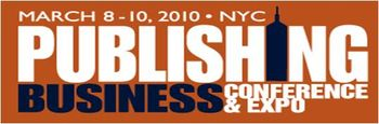 Pub Biz Expo NYC 2010