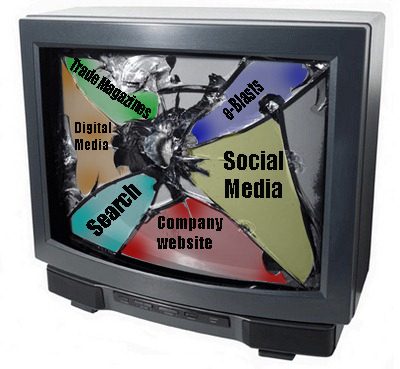 Fragmented-media